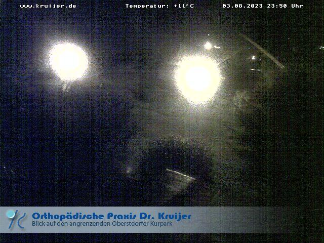 Webcam Allgäu - Oberstdorf - Webcam aus dem Ortskern