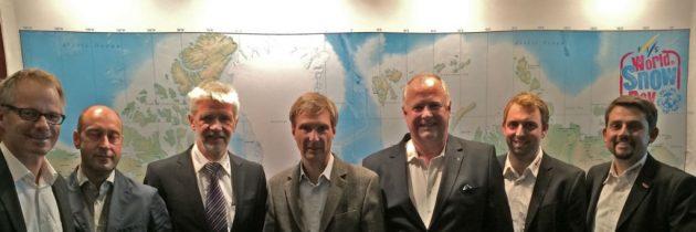 Delegation aus Oberstdorf präsentiert WM-Bewerbungskonzept in Zürich
